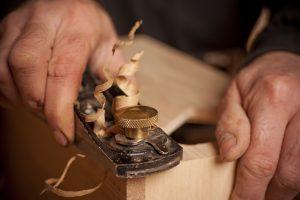 Handcrafting each box